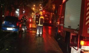 Συναγερμός τα ξημερώματα στη Θεσσαλονίκη