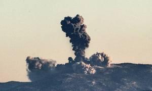 Συρία: Μια ακόμα βραδιά επιθέσεων στο Αφρίν - Τουλάχιστον 17 οι νεκροί
