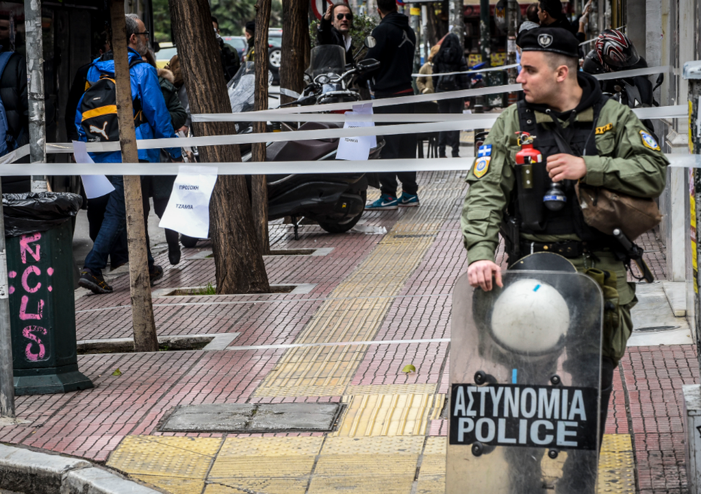 Κατεπείγουσα εισαγγελική έρευνα για τη νέα επίθεση των αντιεξουσιαστών στο κέντρο της Αθήνας