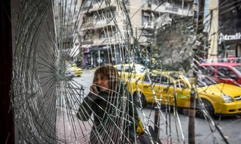 Επιδρομή αντιεξουστιαστών στην Πατησίων: Αυτό είναι το βίντεο – ντοκουμέντο