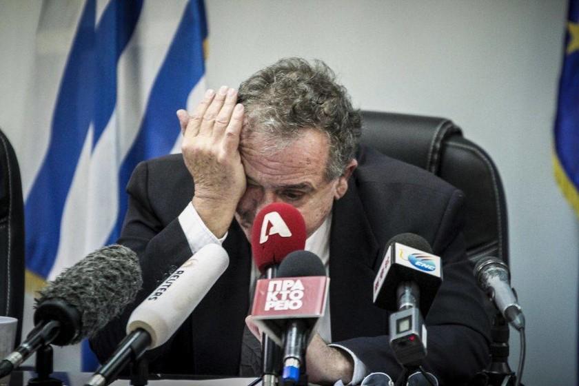 Το κλάμα του Μουζάλα: «Είχα διάφορα γραμμένα εδώ.. χέστα δεν μπορώ τώρα»