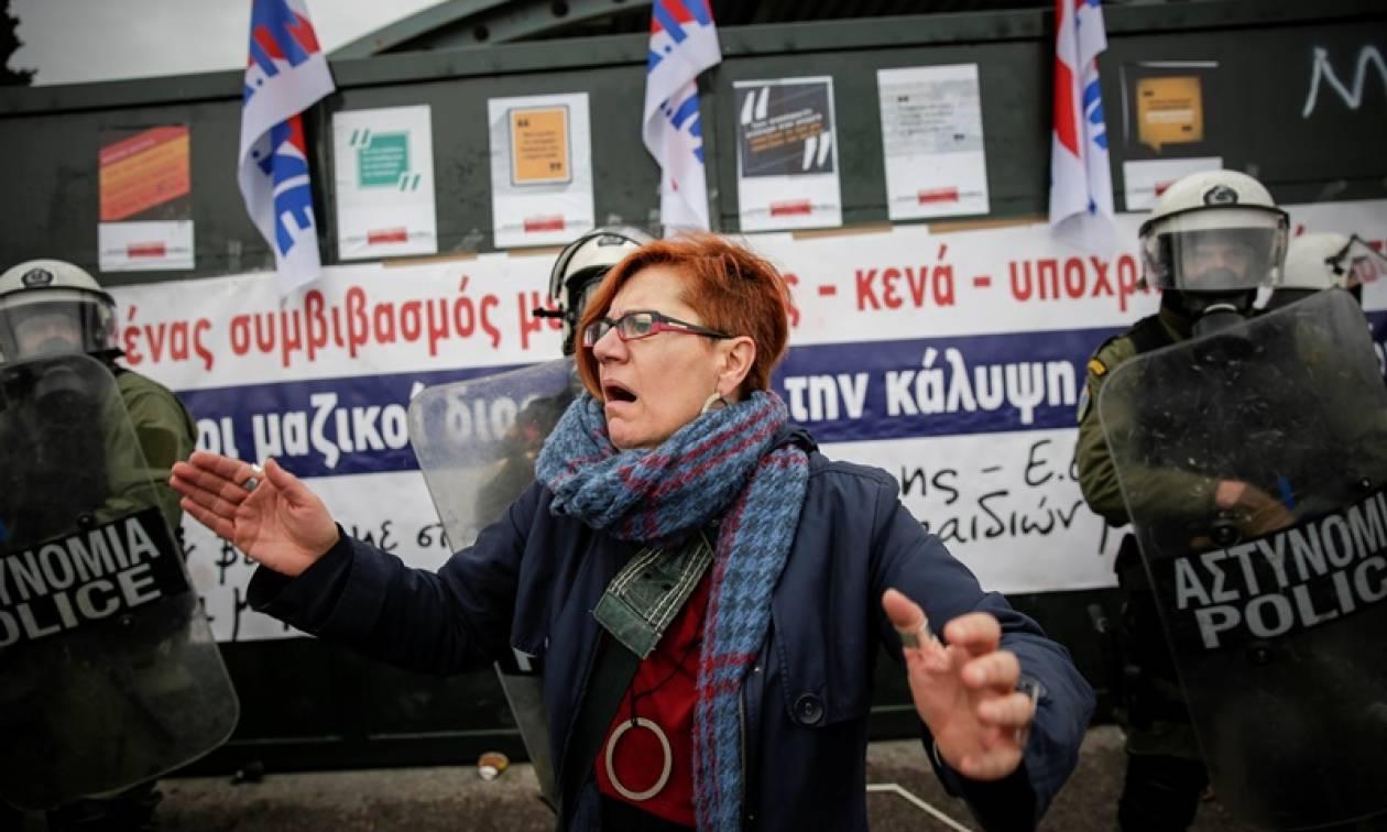 ΚΚΕ: Η απρόκλητη επίθεση κατά εκπαιδευτικών δείχνει ποιον θεωρεί εχθρό η κυβέρνηση