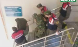 Ντοκουμέντο: Οι πρώτες εικόνες από τη σύλληψη των δύο Ελλήνων στρατιωτικών στον Έβρο (pics)
