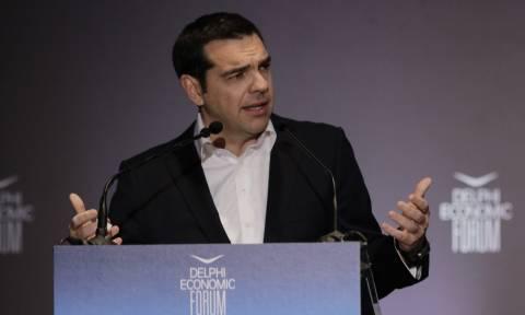Τσίπρας: Η Ελλάδα «the next best thing» στον παγκόσμιο επενδυτικό χάρτη (vid)