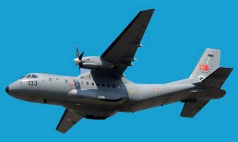 Το χαβά τους οι Τούρκοι: «Μπαράζ» αεροπορικών παραβιάσεων στο Αιγαίο