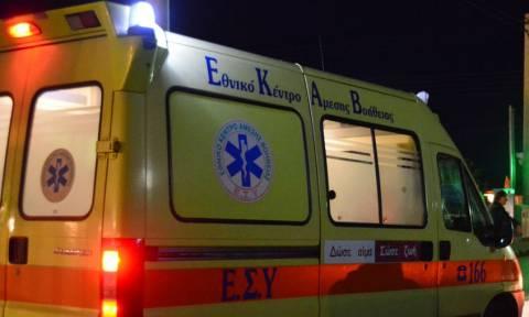 Κρήτη: Σοβαρό τροχαίο στο Ηράκλειο - Στο νοσοκομείο 12χρονος και ο πατέρας του
