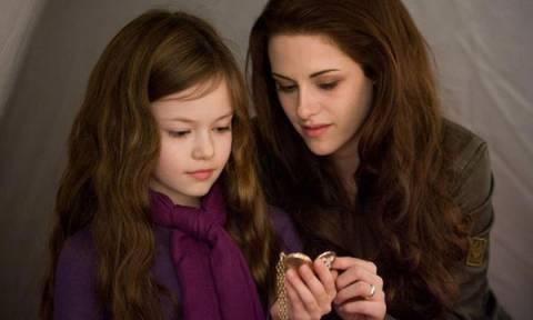Δείτε πώς είναι σήμερα η κόρη της Kristen Stewart στο Twilight (pics)