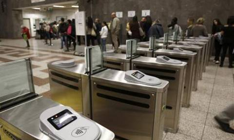 ΟΑΣΑ: Κλείνουν οι μπάρες στο Μετρό του Συντάγματος την Κυριακή - Οδηγίες στους επιβάτες