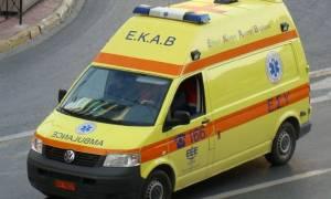 Θανατηφόρο τροχαίο λίγο έξω από τη Χαλκίδα – Ένας νεκρός κι ένας σοβαρά τραυματίας