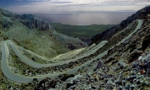 Κρήτη: Αυτός είναι ο πιο επικίνδυνος δρόμος σε όλη την Ελλάδα! (vid)