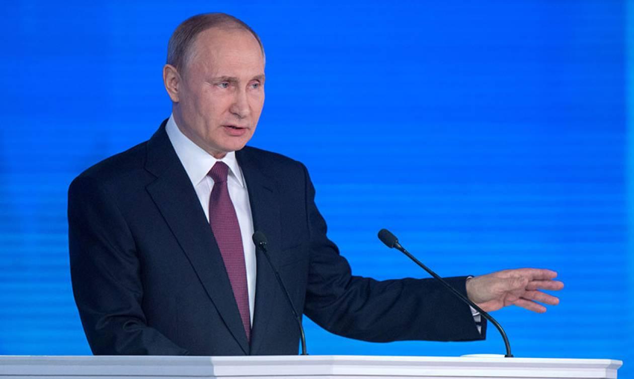 Πούτιν: O 21ος αιώνας θα σημαδευτεί από τις λαμπρές νίκες της Ρωσίας (Vid)