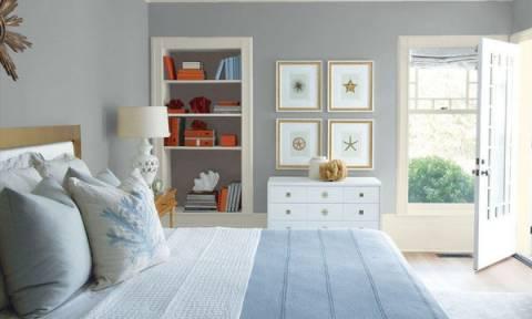 Βάψτε τους τοίχους του σπιτιού σας στις 12 αποχρώσεις του γκρι (pics)