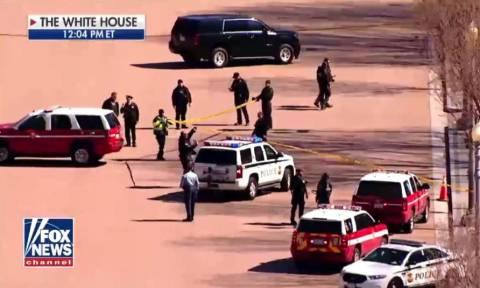 Συναγερμός στις ΗΠΑ: Πυροβολισμοί έξω από τον Λευκό Οίκο (Vid)