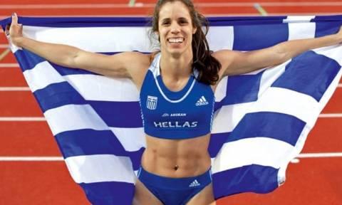Live η «μάχη» της Κατερίνας Στεφανίδη για το χρυσό στον τελικό του επί κοντώ