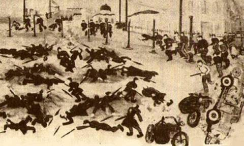 Σαν σήμερα το 1944 ξεκινά η Μάχη της Κοκκινιάς