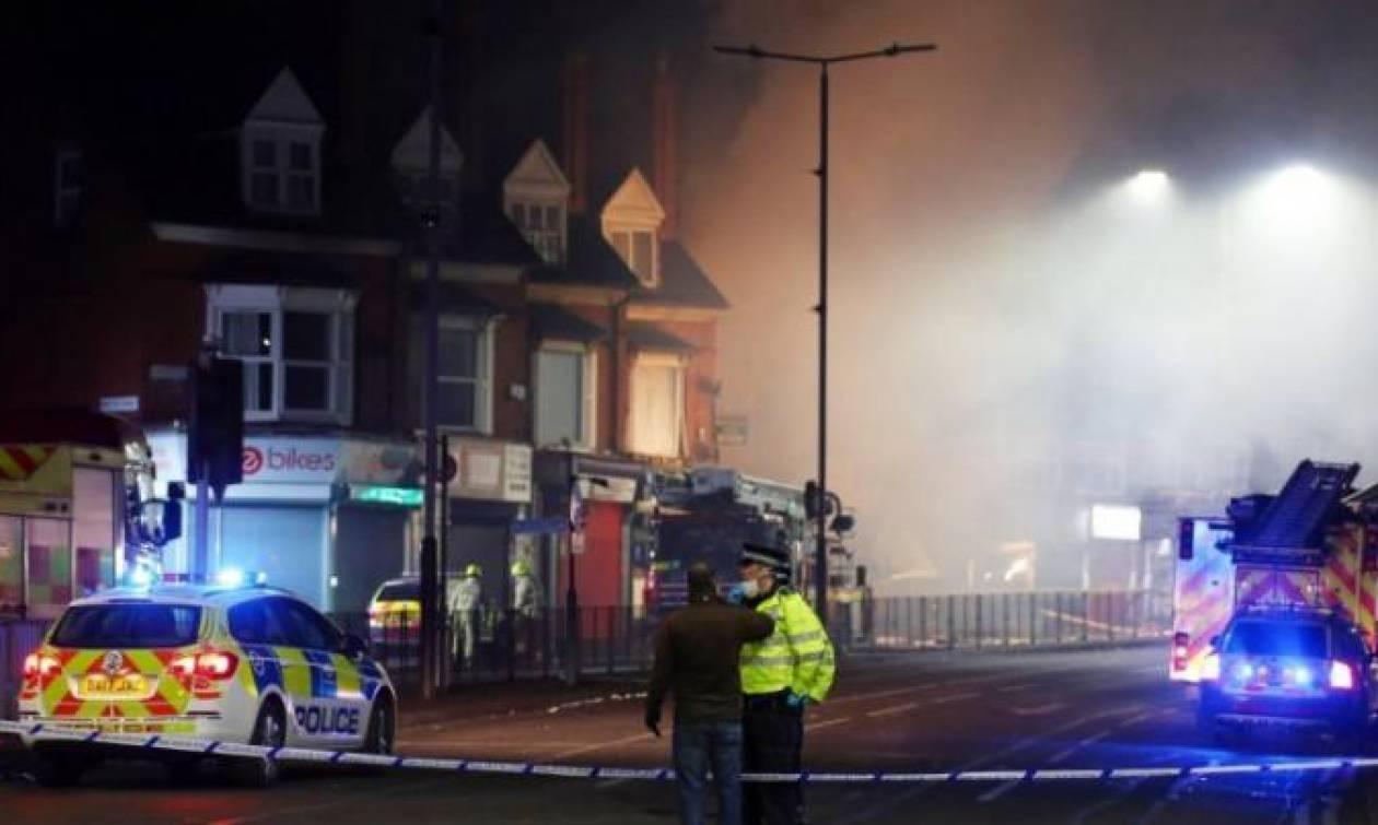 Βρετανία: Αυτοί είναι οι τρεις άνδρες που κατηγορούνται για τη φονική έκρηξη στο Λέστερ