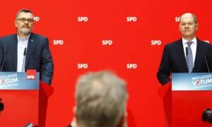 Γερμανία: «Ναι» στον Μεγάλο Συνασπισμό είπε το SPD