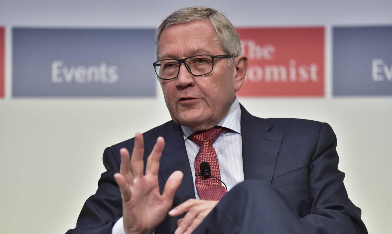 Ρέγκλινγκ: Το ελληνικό χρέος πρέπει να γίνει διαχειρίσιμο