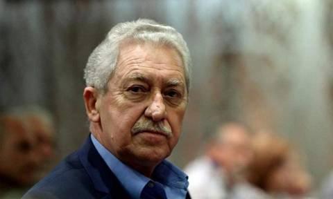 Έβρος - Κουβέλης: Ελπίζω οι Τούρκοι να αποφύγουν τον συμψηφισμό (vid)