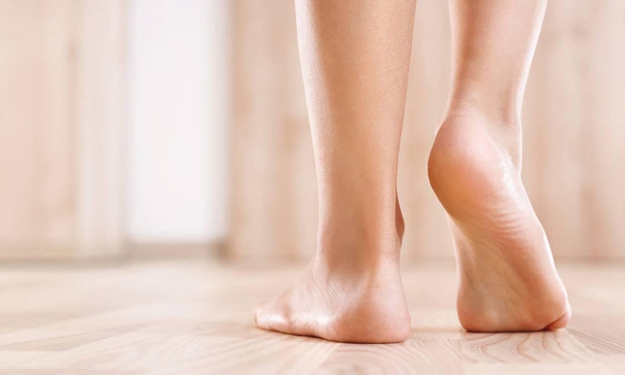 298052cc53c Τρία σημάδια στα πόδια που δείχνουν πρόβλημα στην καρδιά ...