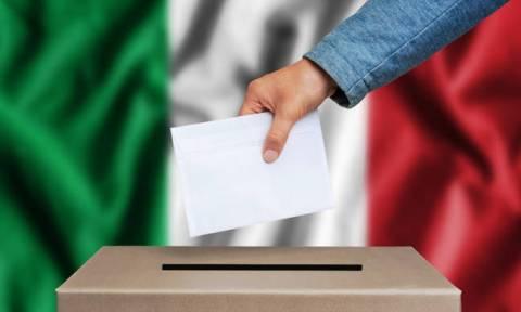 Ιταλία Εκλογές Αποτελέσματα: Αντίστροφή μέτρηση για το κλείσιμο των καλπών (Vid)