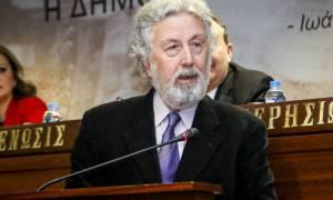 ΣΟΚ: Στην εντατική ο Φαίδωνας Κωνσταντουδάκης - Κρίσιμες οι επόμενες ώρες