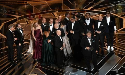 Oscars 2018: Δείτε τους μεγάλους νικητές της 90ης απονομής των βραβείων Όσκαρ (pics+vids)