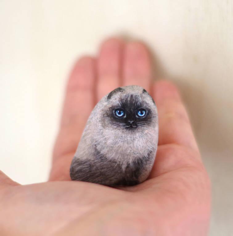 Κι όμως! Δεν φαντάζεστε από τι είναι φτιαγμένα αυτά τα μικροσκοπικά γλυπτά ζώων (Pics)