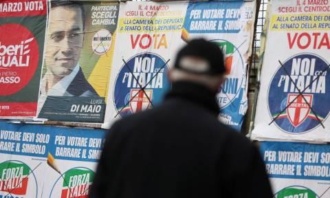 Τα αποτελέσματα των εκλογών βυθίζουν την Ιταλία στην πολιτική αβεβαιότητα (Vids)