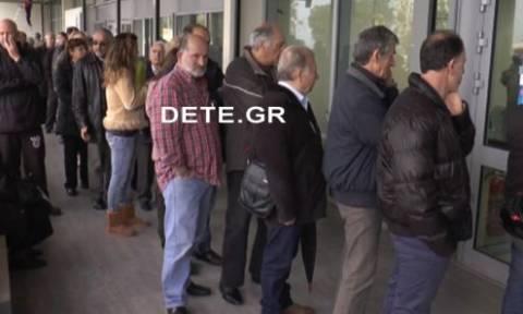 Κοινωνικό Τιμολόγιο ΔΕΗ: Ουρές από τα ξημερώματα στην Πάτρα για τη ρύθμιση