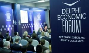 Οικονομικό Φόρουμ Δελφών: Τρύφων - Πόλος ανάπτυξης η ελληνική φαρμακοβιομηχανία