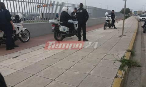 Πετροπόλεμος στο λιμάνι της Πάτρας: Σοβαρές ζημιές σε αυτοκίνητα και εγκαταστάσεις (vids)