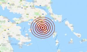 Σεισμός Αθήνα: Σεισμός «ξύπνησε» τους Αθηναίους - Στο Λαγονήσι το επίκεντρο! (pic)