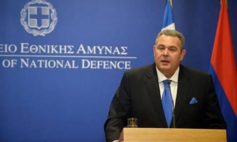 Έλληνες Στρατιωτικοί - Καμμένος: Υπάρχει εμπλοκή με την Τουρκία (video)