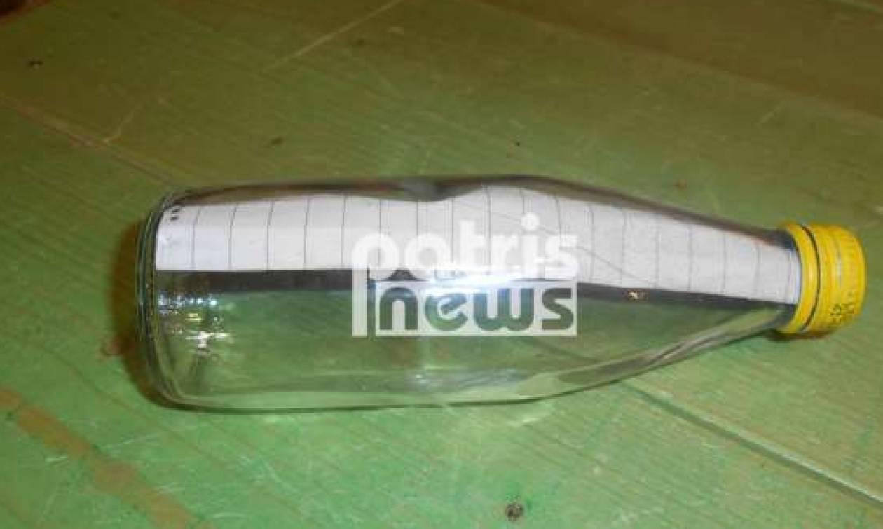 Ξεβράστηκε μπουκάλι με μήνυμα προς τη Μονή Ταξιάρχου Μιχαήλ στη Σύμη