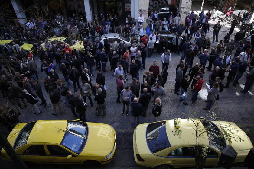 ΕΚΤΑΚΤΟ: Ένταση ΤΩΡΑ στο κέντρο της Αθήνας (pics)