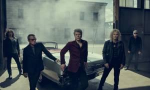 Απίστευτο! Οι Bon Jovi επέστρεψαν στην κορυφή των μουσικών τσαρτς με τον πιο αναπάντεχο τρόπο