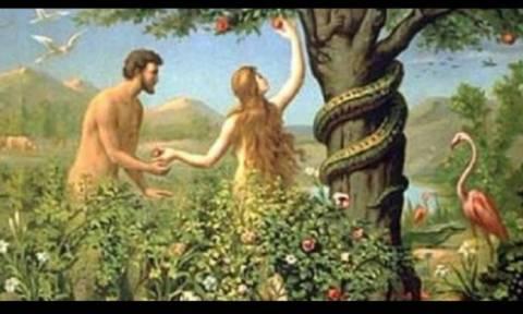 Ανέκδοτο: Η ζήλεια της Εύας και τα πλευρά του Αδάμ...