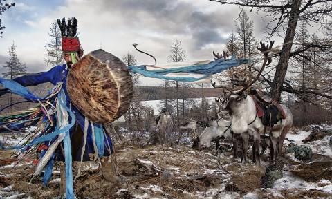 Συγκλονιστικά στιγμιότυπα από τη ζωή στη Μογγολία (pics)