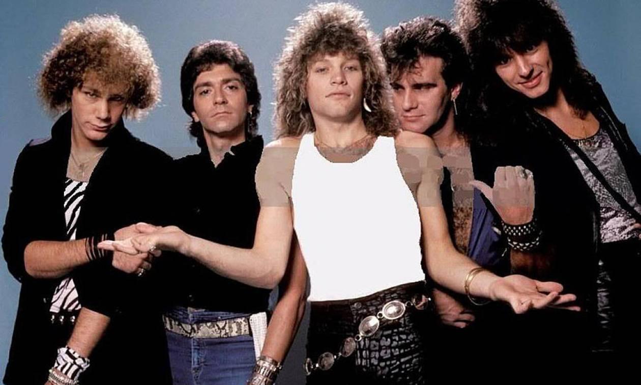 Απίστευτο: Στην εποχή του streaming, οι Bon Jovi «ξεπουλούν» CD!
