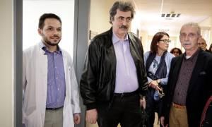 Εγκαίνια σε δύο Τοπικές Μονάδες Υγείας: Στα Καμίνια ο Ξανθός, στο Περιστέρι ο Πολάκης