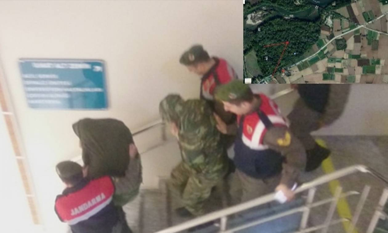 «Λάδι στη φωτιά» από τα τουρκικά ΜΜΕ: Οι Έλληνες στρατιωτικοί παραβίασαν τα σύνορα κατά 253 μέτρα