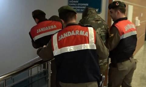 ΕΔΕ για τη σύλληψη των δύο Ελλήνων στρατιωτικών διέταξε ο Αρχηγός ΓΕΕΘΑ (vid)