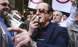 Απειλεί ο Λυμπερόπουλος των ταξί: Θα το κάνουμε… Κούγκι!