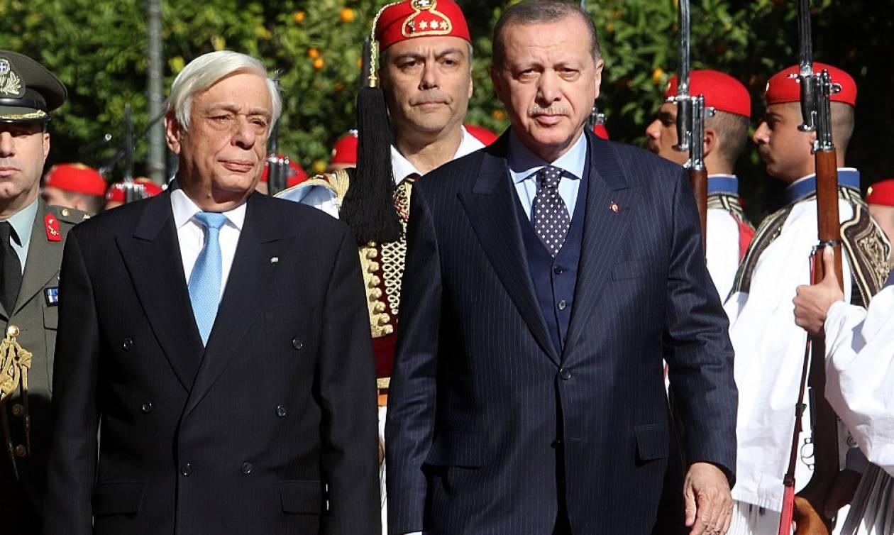 Πρόκληση του τουρκικού ΥΠΕΞ κατά Παυλόπουλου: «Να σεβαστεί το διεθνές δίκαιο και τα σύνορά μας»