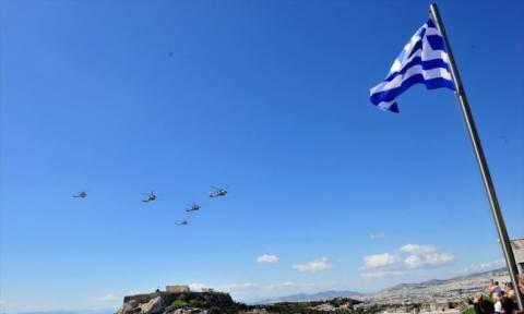 Ερώτηση: Θα γίνει παρέλαση την 25η Μαρτίου με δυο αξιωματικούς αιχμάλωτους από τους Τούρκους;