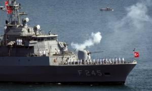 «Πάει γυρεύοντας» η Τουρκία: Απειλεί ότι θα τα «βάλει» με τον 6ο Στόλο των ΗΠΑ στη Μεσόγειο