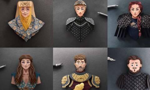 Οι χαρακτήρες του Game of Thrones όπως ΔΕΝ τους έχεις ξαναδεί!