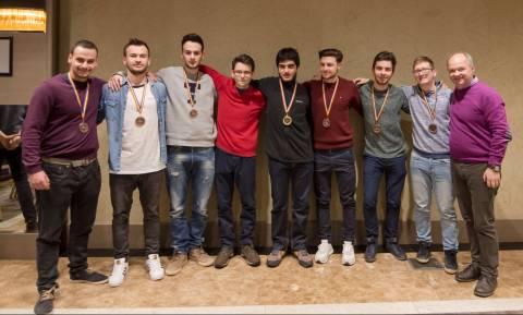 Ένα χρυσό και έξι χάλκινα για την ομάδα του ΑΠΘ στη 12η Μαθηματική Ολυμπιάδα Νοτιοανατολικής Ευρώπης