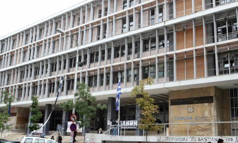 Τηλεφωνήματα για εκρηκτικά στο δικαστικό μέγαρο Θεσσαλονίκης